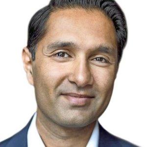 Imran Rashid, Author, Entrepreneur and Keynote speaker