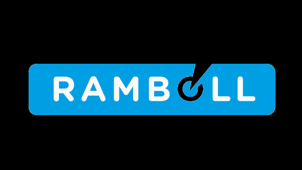 The logo of Rambøll