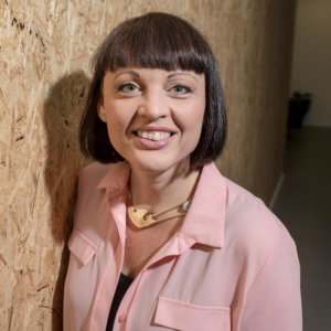 Laila Pawlak, CEO and Co-founder of SingularityU Nordic