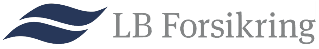 The logo of LB Forsikring
