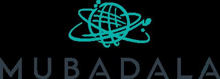The logo of Mubadala