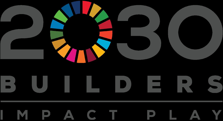 2030 Builders impact play logo