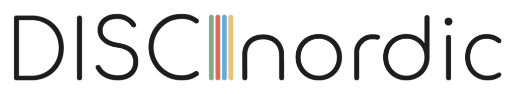 DISCnordic logo