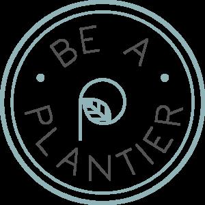 plantier logo badge
