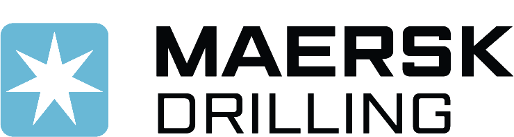 The logo of Maersk Drilling